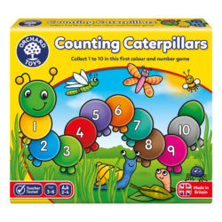 Orchard Toys Counting Caterpillars (Game)