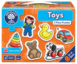 Orchard Toys - Toys Jigsaw (Puzzle)