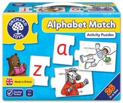 Orchard Toys Alphabet Match (Puzzle)