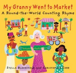 Barefoot Books - My Granny Went to Market (Picture Book)