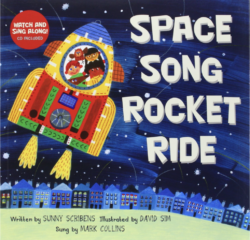 Barefoot Books - Space Song Rocket Ride (Book + CD)