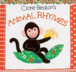 Barefoot Books - Clare Beaton's Animal Rhymes (Board Book)