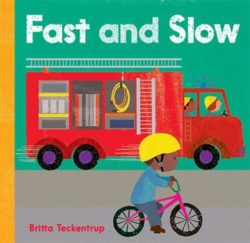 Barefoot Books - Fast and Slow (Board Book)