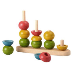 Plan Toys Sort & Count Rods