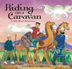 Barefoot Books - Riding on a Caravan (Picture Book)