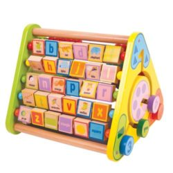Bigjigs Early Learning Triangular Activity Centre