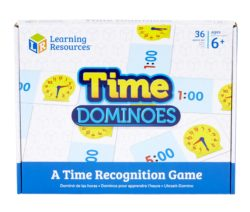 Learning Resources Time Dominoes