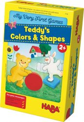 HABA My Very First Games – Teddy's Colours & Shapes
