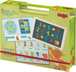 HABA Magnetic Game Box - Numbers
