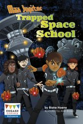 Max Jupiter: Trapped at Space School (Engage Literacy Dark Red)