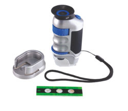 EDU-QI-Handheld Pocket Microscope