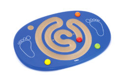 VIGA Ball Maze & Balance Wobble Board