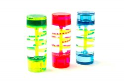 TickiT Spiral Fluid Liquid Tube Sensory Set (Pack of 3)