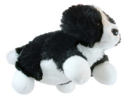 The Puppet Company - Border Collie Dog (Full-Bodied Puppet)