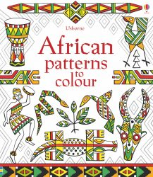 Usborne African Patterns to Colour
