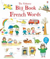 Usborne Big Book of French Words