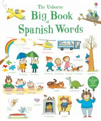 Usborne Big Book of Spanish Words