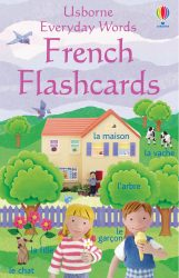 Usborne Everyday Words Flashcards - French