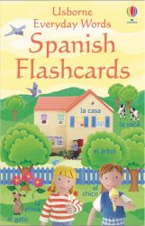 Usborne Everyday Words Flashcards - Spanish