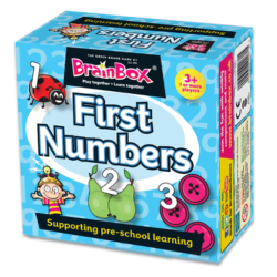 BrainBox First Numbers (Memory Game)