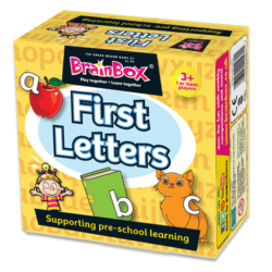BrainBox First Letters (Memory Game)