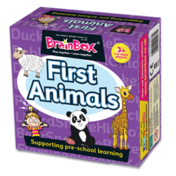 BrainBox First Animals (Memory Game)