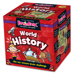 BrainBox World History (Memory Game)