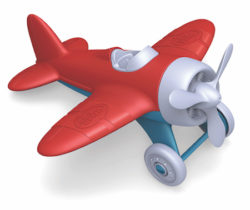 Green Toys Aeroplane (Red)