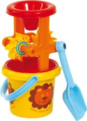 Gowi Toys Bucket and Mill Set (Colours May Vary)