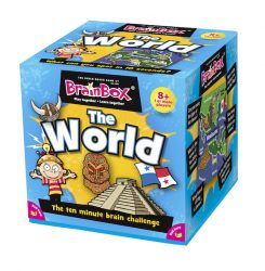 BrainBox The World (Memory Game)