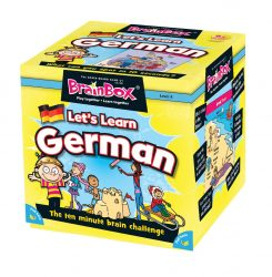 BrainBox Let's Learn German (Memory Game)