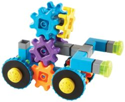 Learning Resources Gears! Gears! Gears! RoverGears (Construction Toy)