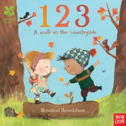 123, A Walk in the Countryside (Nosy Crow Board Book)