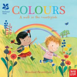 Colours, A Walk in the Countryside (Nosy Crow Board Book)