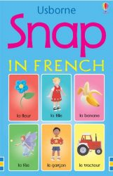 Usborne Snap in French (Game Cards)