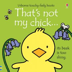 Usborne That's Not My Chick (Board Book)
