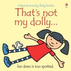 Usborne That's Not My Dolly (Board Book)
