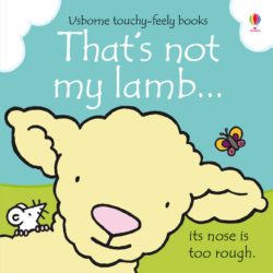 Usborne That's Not My Lamb (Board Book)