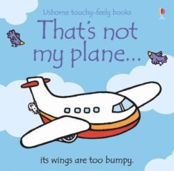 Usborne That's Not My Plane (Board Book)