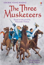 The Three Musketeers (Usborne Young Reading 3)