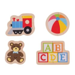 Bigjigs Toys Two Piece Puzzle