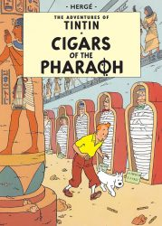Cigars of the Pharaoh (Comic Book)