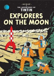 Explorers on the Moon (Comic Book)