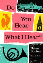 Do You Hear What I Hear? (Flying Eye Picture Book, Hardcover)