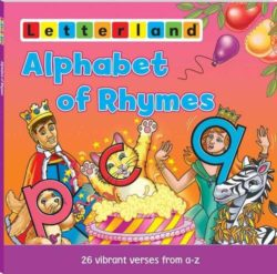 An Alphabet of Rhymes (Letterland Picture Book)
