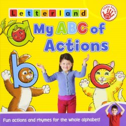 My ABC of Actions (Letterland Board Book)