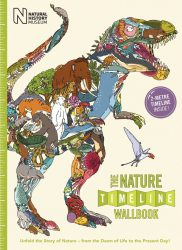 What on Earth? The Nature Timeline Wallbook + Pocket Magnifier (Timeline Wallbooks)