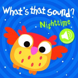 What's That Sound? Night-Time (Board Book with Sounds)
