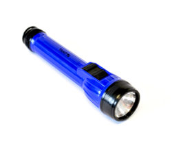 TickiT Handy LED Torch (Handheld Flashlight - Blue)