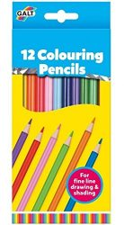 Galt Toys 12 Colouring Pencils